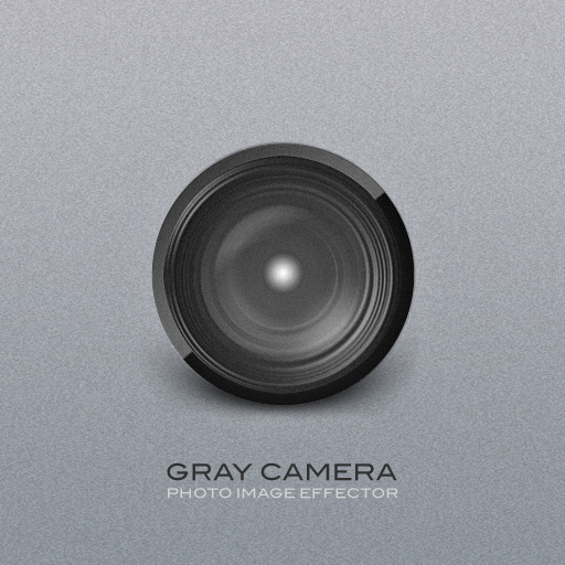 Gray Camera - Photo Image Effector