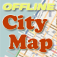 Zaragoza Offline City Map with Guides and POI