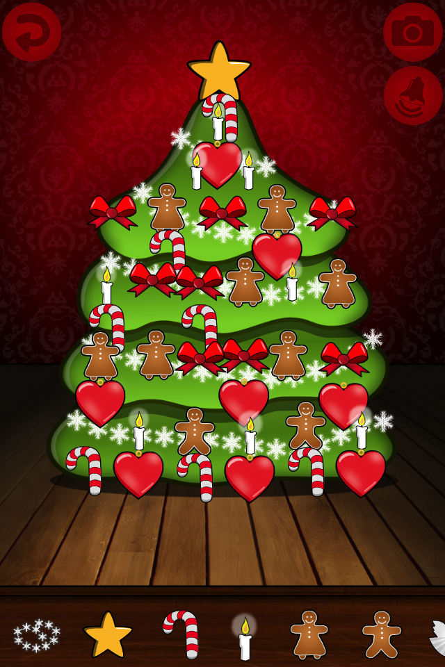 Screenshot Ackemo's Christmas Tree