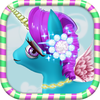 Chubby Buddha Media LLC - A Cute Pony Dress-Up Salon & Unicorn Fairy Makeover Spa PRO artwork